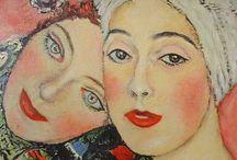 Gustave Klimt.