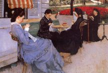 Gustave Caillebotte.