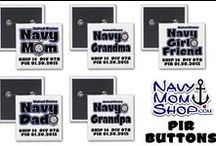 Navy Buttons & Pins / United States Navy Buttons & Pins for All Family Members & Friends