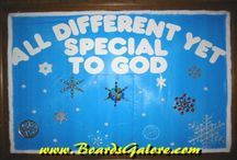 Religious craft/display and lessons