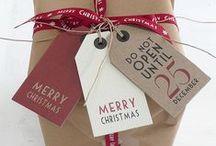 Pacchetti regalo / Pacchetti regalo particolari