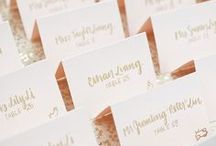 // calligraphy / calligraphy for a wedding ceremony, wedding reception, bridal shower, and other events