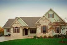 Winfield Homes - Homes You'll Love / A collection of Winfield Homes' work. You'll find great ideas, beautiful homes, and plenty of creativity!