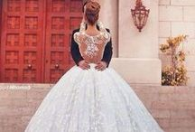 Gowns / Long, sparkly and absolutely stunning...