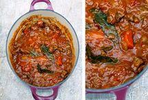 Casseroles/soups