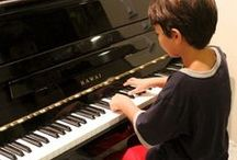 Music and vocal courses for children