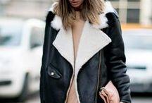 COATS / Perfect autumn and winter coats inspiration