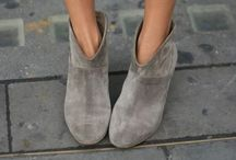 Shoes To Die For / I really enjoy booties okay. Sandals are nice as well.