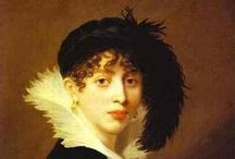Портрет  Женщина в головном уборе