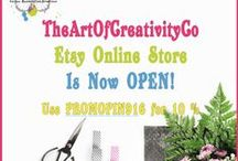 The Art of Creativity Studio Community Board / We welcome contributors to Pin your HANDMADE Arts & Crafts from your Shop or Blog, share industry-specific tips, training materials and resources ONLY relating to HANDMADE Arts & Crafts. For T's & C's please read: https://theartofcreativitystudio.blogspot.com/2016/06/community-board-on-pinterest.html