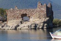 Bafa Ephesus Milas / Reise Report / Bafa See in der westlichen Türkei, Naturschutz und Antike,