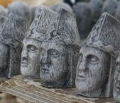 Nemrut / Reise Report / Nemrut Berg - Osttürkei, Türkei, mystischer Berg, ein rieseige Grabmal