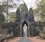 Angkor Wat / Reise Report / ein Weltwunder der Antike, die Tempel der Khmer, Kambodscha