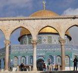 Jerusalem / Reise Report / spirituelles und politisches Zentrum im Nahen Osten für Muslime, Juden und Christen