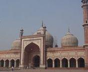 Delhi / Reise Report / Hauptstadt Indiens, farbige Stadt, Neu Delhi, New Delhi, Indien, India