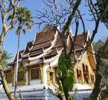 Luang Prabang / Reise Report / wundervoll restaurierte Stadt im französischen Indochina Stil