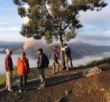 Vulkane / Volcanos / Reise Report / Vulkane, schön und gefährlich