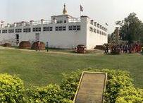 Lumbini / Reise Report / sagenhafter Geburtsort des Buddha
