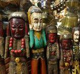 Pokhara / Reise Report / die tropisch anmutende Stadt am Phewa See, Entspannung vor und nach der Trekkingtour