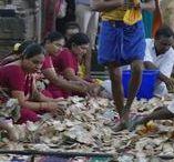 Madurai / Reise Report / tamilische Kultur, seltsam anmutende Tempelbauten, Hinduismus
