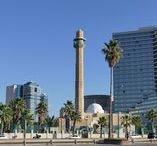 Tel-Aviv - Jaffa / Reise Report / hafenstadt am Mittelmeer, Strand und modernes Leben, Jaffa