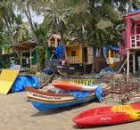 Palolem / Goa / Reise Report / bester Strand in Goa