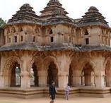 Hampi / Reise Report / antike Schätze, Kulturerbe, eine Welt der Tempel und Paläste