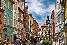 Lüneburg / in der Heide / Reise Report / Hansestadt Lüneburg, Salzhandel, die Hanse, wundervolle kleine Stadt im Norden, am Rande der Heide