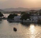 Udaipur / India / Reise Report / eine prächtige Stadt in Rajasthan, Kulisse für einen James Bond Film: Octopussy