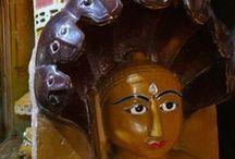 Jain Tempel - Indien / Reise Report / die Jai, eine besondere Religionsgmeinschaft in Indien