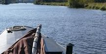 Worpswede / Reise Report / Norddeutschland, das teufelsmoor, die Flusslandschaft der Hamme