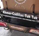 Tuk Tuk / Reise Report / die kleinen wendigen Verkehrsmittel Asiens