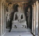 Ellora & Ajanta / Reise Report / kunsthistorisches Juwel in Indien, Buddhismus und Hinduismus haben diese Höhlen geschaffen