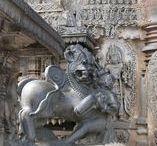 Halebid & Belur / Reise Report / Tempelkultur vom Feinsten, grandiose Monumente in der Nähe von Hasan
