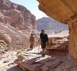 Wadi Rum / Reise Report / Reservat in der Wüste Jordaniens, dort war auch Lawrence von Arabien einst unterwegs, Wadi Rum, Wüste, Jordanien