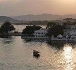 Rajasthan Reise Report / Reisen in Rajasthan, Paläste, Tempel, Festungen und Forts. Hier ist Indien noch lebendig. Männer mit Turban und Frauen im Sari
