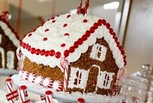 Gingerbread Houses / by Holidays