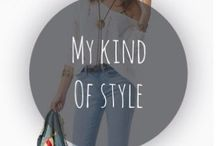 My Kind Of Style / by Claire Pritchard