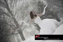 """Winter Weddings / Our goal at A Photographic Memory (www.apmnh.com) is to cater to the wants & needs of our clients. All packages are customized for each client's budget. If you would like to schedule apt, please call the office at 1-888-436-8648. Find Us on FB: Friend """"Dave Soucy APM"""" or Like Page """"A Photographic Memory"""". Twitter: @DaveSoucyAPM Blog: apmnh.wordpress.com"""