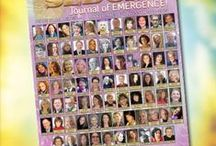 Sedona Journal of Emergence Articles / Here is a collection of Articles I have written that have been published in the Sedona Journal, a Premiere metaphysical magazine. Also some of my favourites from the magazine.