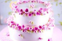 cake ♥ gebak / To beautiful to eat! ♡ mooi om op te eten!!! / by Door Danielle