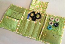 "Fabric, Thread and Yarn Crafts / Here is a board for quilts, crochet and knitting projects -- and fabric- and yarn-related crafts of all kinds. I cannot knit, crochet or quilt (yet!), but I do hope to learn. / by Evie Mautner: ""Ready, Set, Sew!"" by Evie"