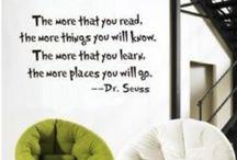 Child literature /reading areas