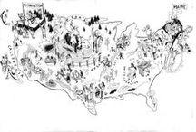Map Illust