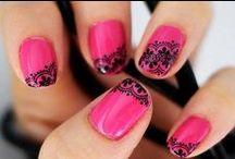Nail art <3 <3 <3 / Il nail art è la mia passione..... Mi diverto a crearli e a mischiare colori!!!!