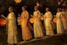 Peter, Michael & Ancher, Anna - Dutch Art / by Karen Kwarcinski