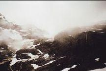 Горы / Красивые пейзажи и просто хорошие настроение :з