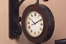 Tempus fugit / Interesting Clocks & Watches  / by Thales Forti