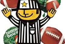 Football Party Ideas / Personalized Football Party favors and ideas
