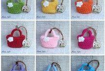 Bag Crochet / Bag Crochet Designs